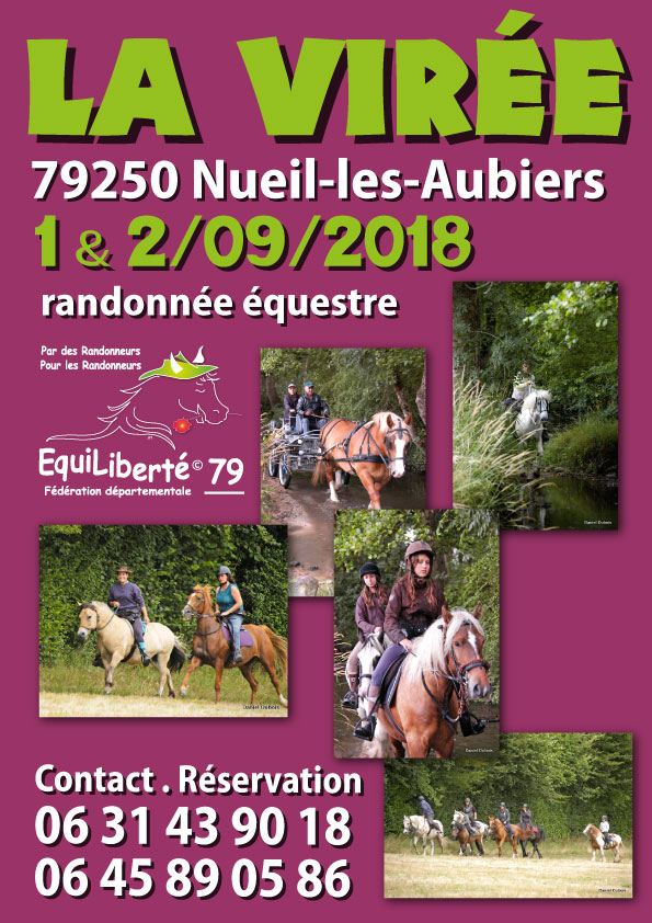 Affiche Viree 2018