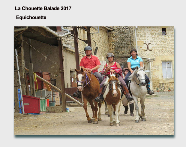 Pave lien Chouette balade 2017 Equichouette